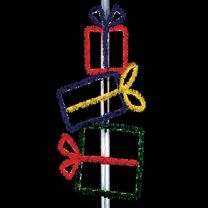 6 1/2' Gift Packages, LED